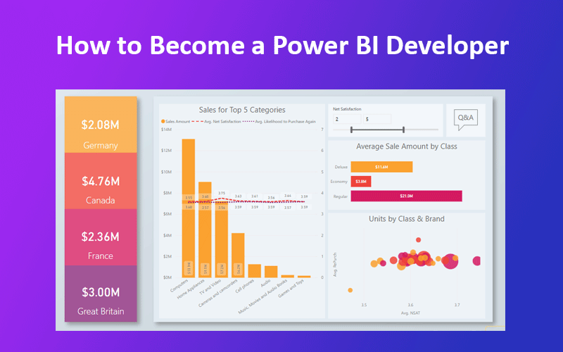 Power BI Developer