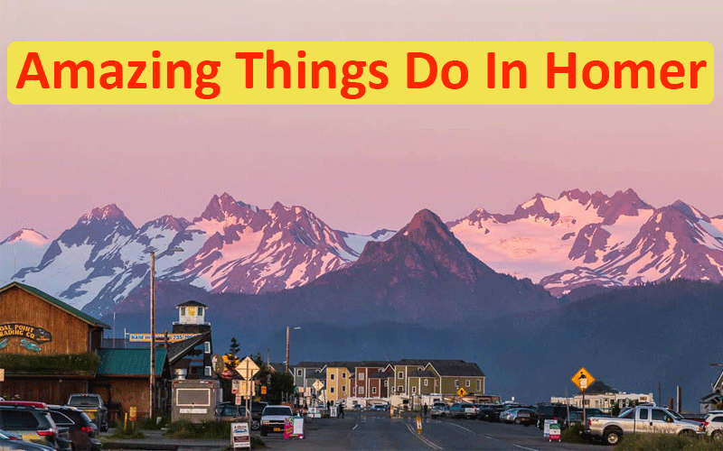 Amazing Things Do in Homer