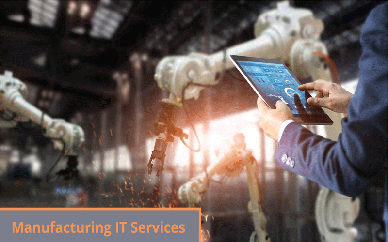 """How Managed IT Services Benefit the """"Manufacturing"""" Industry?"""