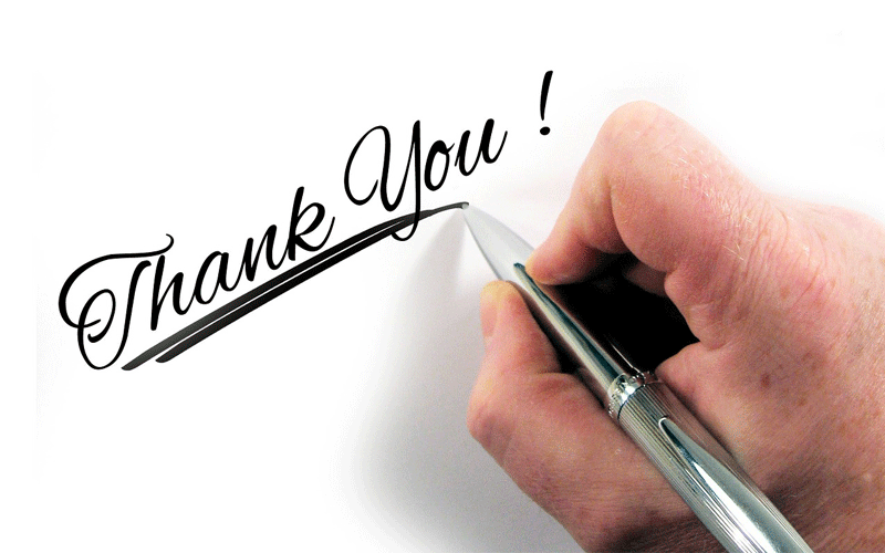 "4 Powerful Ways To Say ""Thank You"""