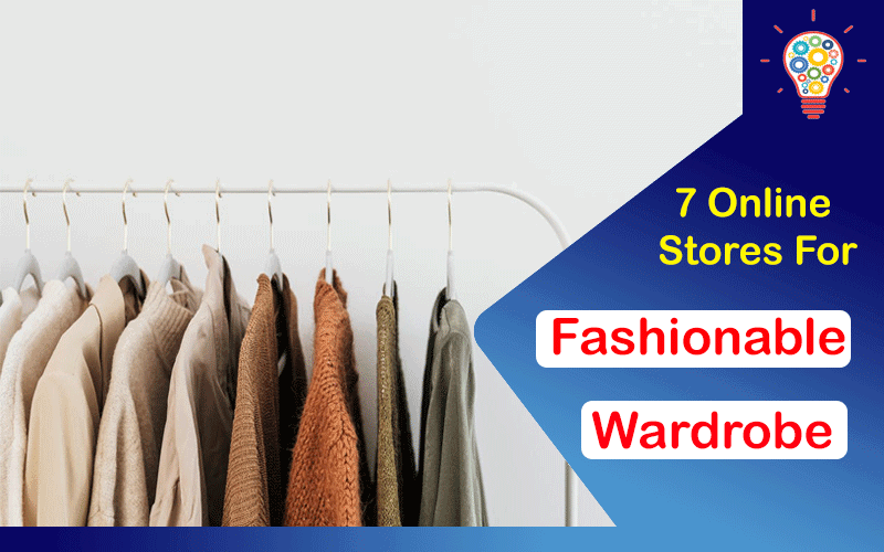 Fashionable Wardrobe