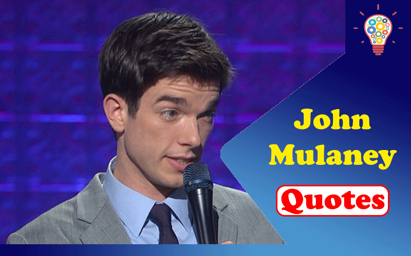 25 John Mulaney Quotes That Will Immediately Boost Your Day