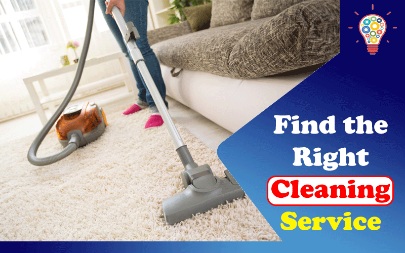 Find the Right Cleaning