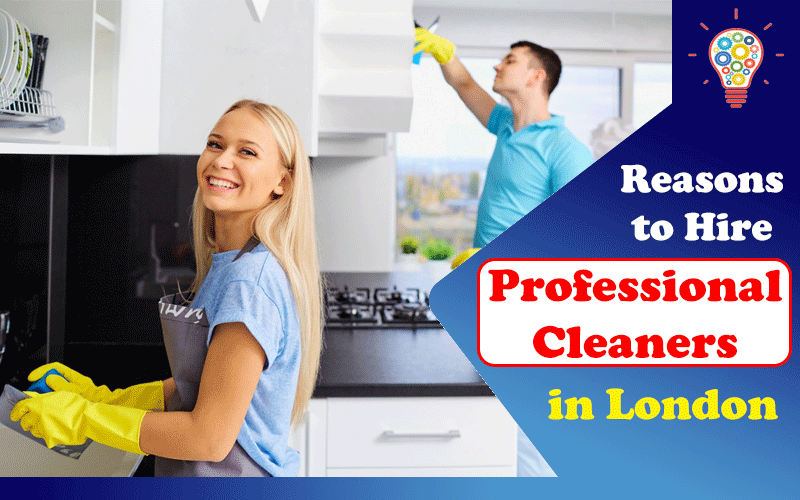 Professional Cleaners in London