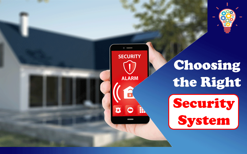 Security System For Home