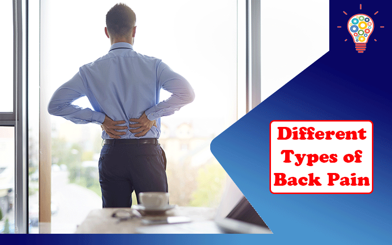 The Different Types of Back Pain