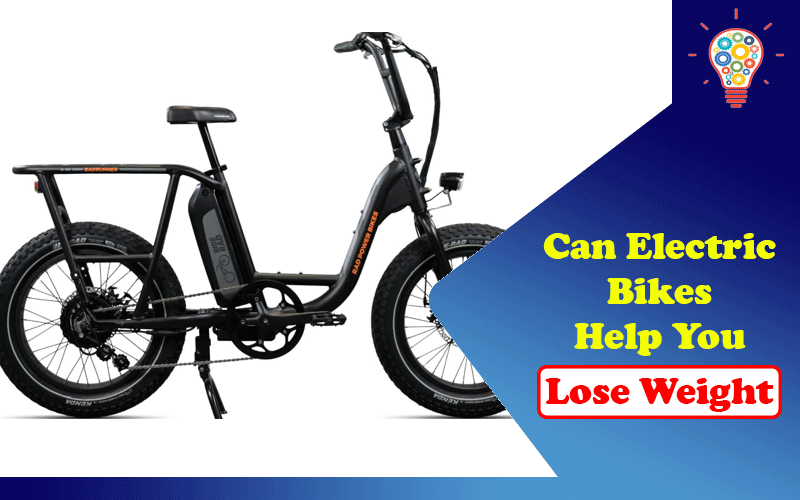 Can Electric Bikes Help You Lose Weight