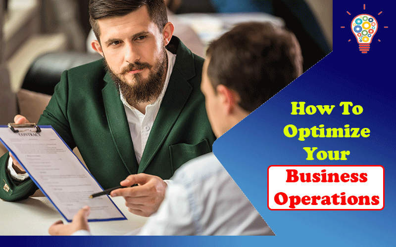 Optimize Your Business Operations