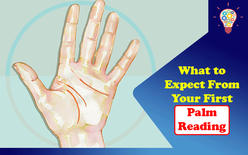 What to Expect From Your First Palm Reading