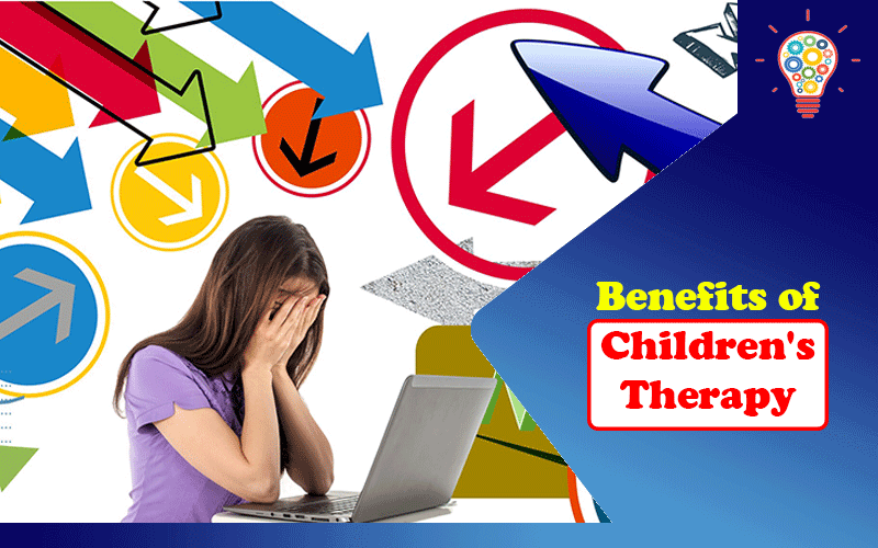 Benefits of Children's Therapy