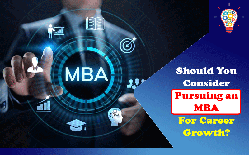Pursuing an MBA