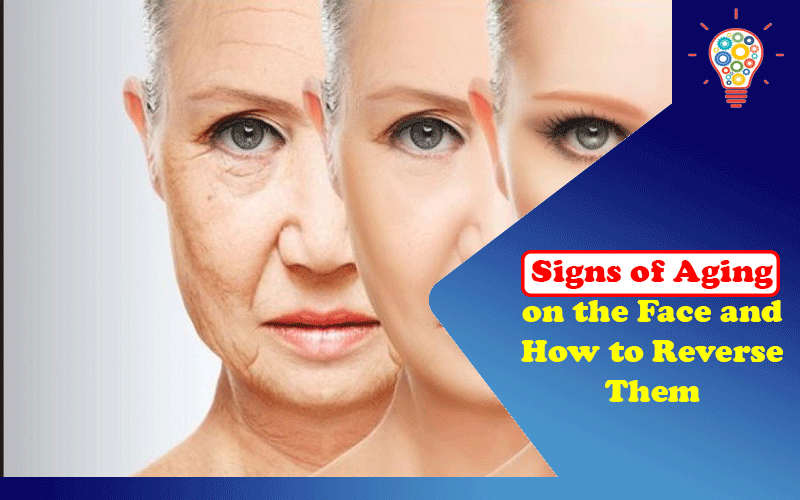Signs of Aging on the Face