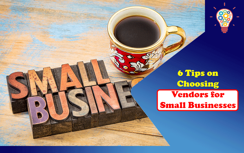 Vendors for Small Businesses