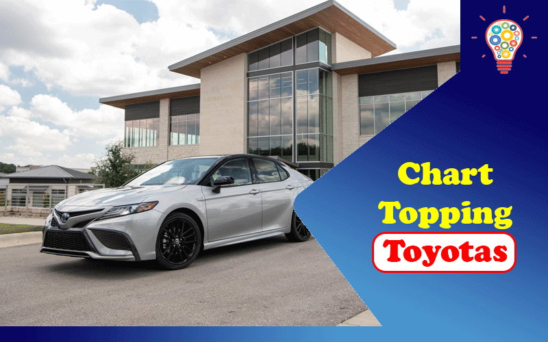 Chart Topping Toyotas
